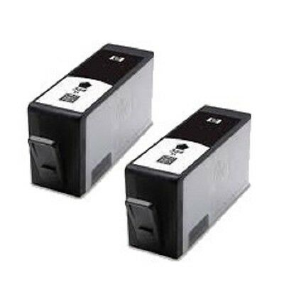 2 Black HP 364XL Ink Cartridge For Photosmart 5510 5515 5520 5524 6510 C6380  • 7.95£