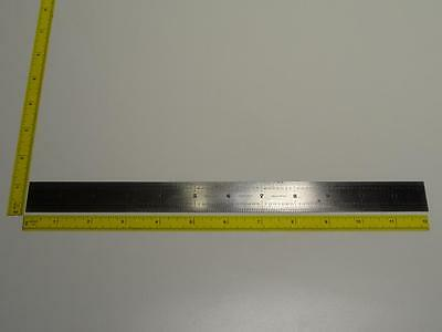 $68.74 • Buy VTG Proto 12  Rule Machinist Tool NOS Measuring Tool USA Scales 8 16 32 64 RARE