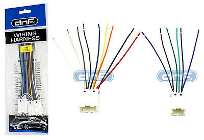 $6.50 • Buy Wiring Harness Aftermarket Stereo + Radio 1995 - Up (70-7550) - Ships Today!