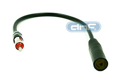 $5.45 • Buy 1 Feet Car Radio Antenna Extension Cord Male Female Adapter Cable - Ships Free!