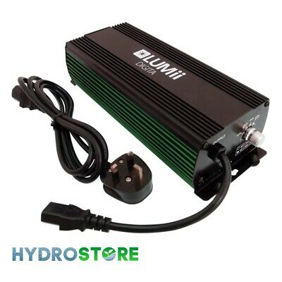LUMii DIGITA 1000w Digital Dimmable Ballast. Lighting. Hydroponics. • 159.95£