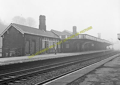 Miller's Dale Railway Station Photo. Peak Forest - Monsal Dale. Chinley Line (6) • 3.50£