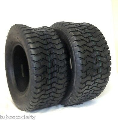 £72.47 • Buy TWO NEW 23/9.50x12 TURF LAWN TRACTOR MOWER TIRES 23 9.50 12