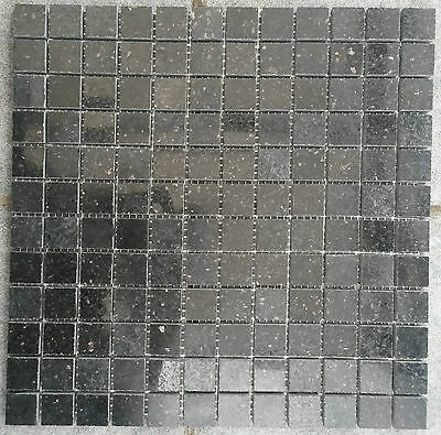 Mosaic Tile Star Galaxy Granite 30,5 X 30,5 X 1 Cm Indoor Outdoor, BRANDNEW • 9.99£