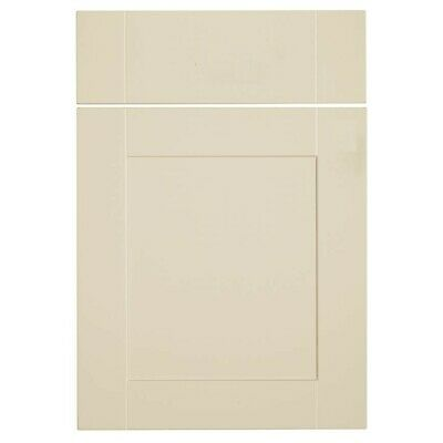 Matt Ivory Cream Shaker Kitchen Unit-Cabinet Cupboard Doors Fits Howdens B&Q MFI • 19.99£