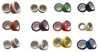 £10.95 • Buy Parcel Packing Tape Assorted Color Packing Packaging Select Color & Qty FREE P&P