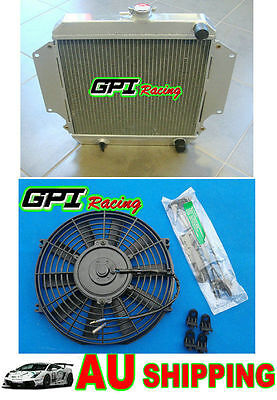 AU215 • Buy Radiator FOR SUZUKI SIERRA 2Dr SPFTOP /HARDTOP SJ410/413 7/81-3/96 MT + FAN