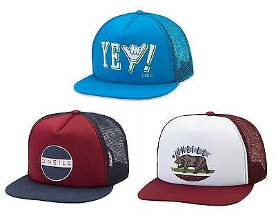 $15.95 • Buy NEW O'Neill Moe Snapback Trucker Hat Cap