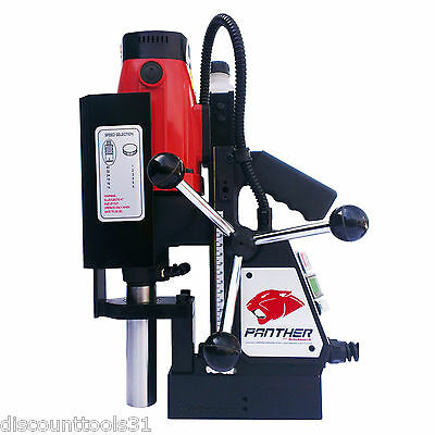 £442.75 • Buy Rotabroach Panther Mag Drill Magnetic Drill 110V   NEW - 2021 Model