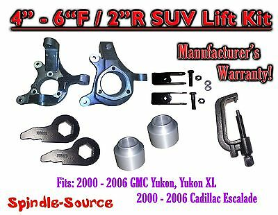 $435.75 • Buy 00-06 Chevy Suburban Tahoe Avalanche 1500 4-6  Lift Kit Spindle Torsion Ext TOOL