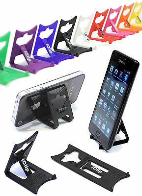 $ CDN136.05 • Buy Smartphone Foldable Travel & Desk IClip Stands : IPhone Samsung : X1 To Lot
