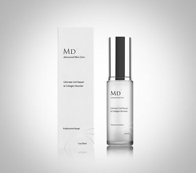 MD3 Skincare 100% Hyaluronic Acid Matrixyl® EGF Strong Anti Wrinkle Ageing Cream • 9.99£