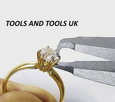 HIGH QUALITY PRONG OPENING STONE & GEM SETTING PLIERS JEWELRY MAKING REPAIRS Etc • 15.86£