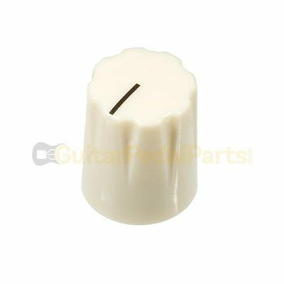 $ CDN11.03 • Buy 10x Cream Small Pointer Knobs For Guitar Pedals