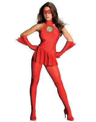 £31.51 • Buy The Flash Adult Womens Costume