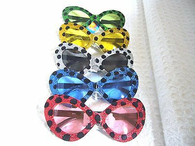 $2 • Buy Party Sunglasses  Cats Eye  All Costume Parties~ ~sexy Play Time  6  X 2 3/4