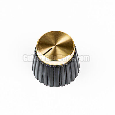 $ CDN11.04 • Buy 10x Gold British Style Knobs For Guitar Pedals