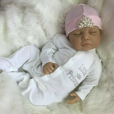$ CDN213.06 • Buy Cherish Dolls New Reborn Baby Girl Olivia Fake Babies Floppy Realistic Doll Uk