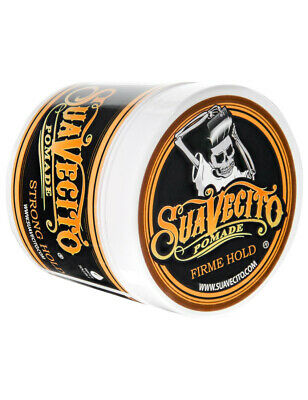 £17.99 • Buy Suavecito Firme Strong Hold Pomade Hair Water Based Rockabilly Gel 113g 4oz