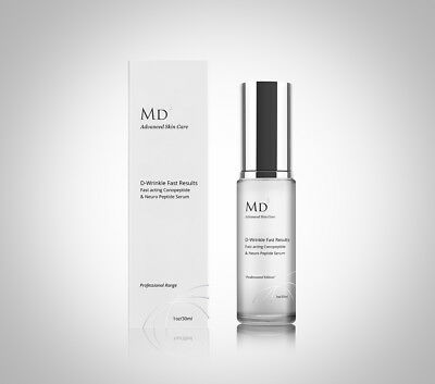 MD3 D-Wrinkle Strong Anti Ageing Hyaluronic Acid Matrixyl Peptide Collagen Serum • 9.99£