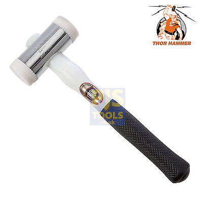 Thor 714 Nylon Soft Faced Hammer Mallet 44mm 850g THO714 • 17.50£