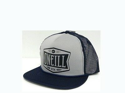 $17.95 • Buy New O'Neill Weather Graphic Trucker Men Snapback Cap Hat