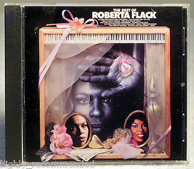 The Best Of Roberta Flack (CD, Mar-2004, Wea) • 7.02£