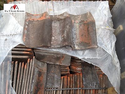 £8.50 • Buy Reclaimed / Second-hand Clay Norfolk Pantile Roofing Tiles