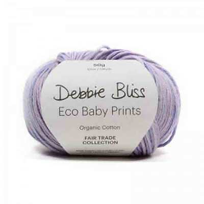 Debbie Bliss Eco Baby Prints Yarn. 10 Shades. Our Price £4.45 • 4.45£