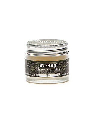 Apothecary 87 Mens Firm Strong Hold Moustache Tash Mo Wax 15ml • 9.99£