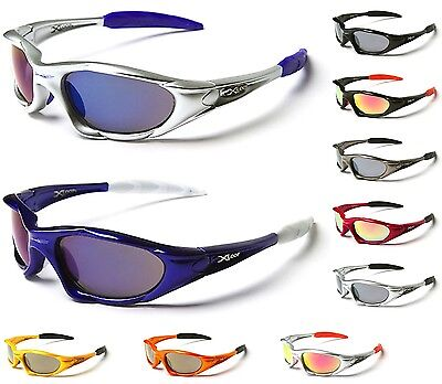 New X LOOP Mens Or Ladies Sport Sunglasses Wrap Cycling Running Summer Glasses • 7.99£