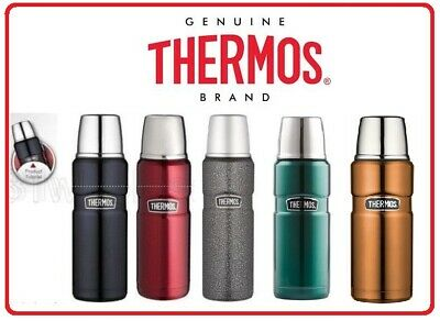 AU31.45 • Buy Thermos STAINLESS STEEL VACUUM Insulated 470ml 0.47 L 12hr Hot 24hr Flask Bottle