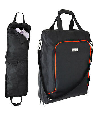 Cabin Max Travel Garment Cover Suit Dress Carrier Cabin Sized 55x40x18cm • 29.99£