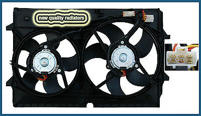 AU695 • Buy Radiator Thermo Dual Fan Assembly Fits Holden Monaro VZ V8 9/2004-2005 5 PIN FIT