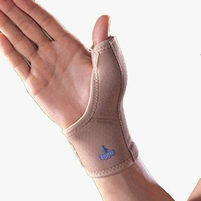 Oppo 1089 Wrist Thumb Support Carpal Tunnel Syndrome RSI Wrist Strain Wrap Brace • 14.96£