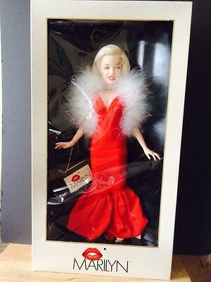 MARILYN MONROE WORLD SERIES DOLL LIMITED EDITION USA 1980s • 95£