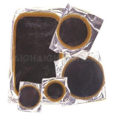 AU15.50 • Buy Tyre Inner Tube Repair Patch 15 Pce Assorted Sizes Bike Car Tractor Dr Air TG26A