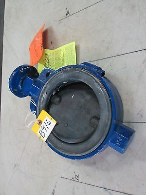 $175 • Buy Keystone Resilient Seat Butterfly Valve Fig #990 6  Wafer Type EPDM Liner (NEW)