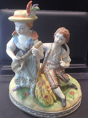$ CDN198.22 • Buy Dresden Porcelain Figurine