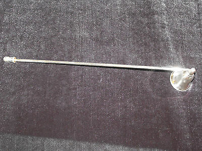 Silver Plated Candle Snuffer • 11.65£