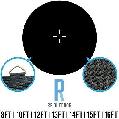 AU93 • Buy NEW Replacement Trampoline Mat Round Spring Spare 8ft 10ft 12ft 14ft 15 16 Foot