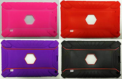 £5.85 • Buy Heavy Duty 9  INCH SILICONE RUBBER CASE FOR ANDROID TABLET ALLWINNER A13 A23 Q88