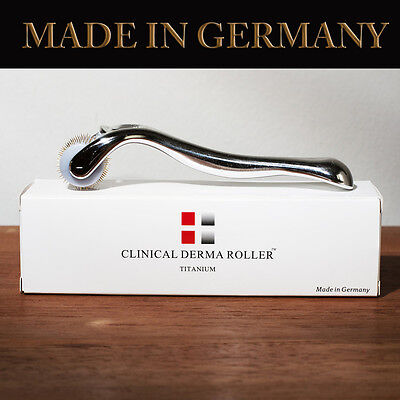 AU119.54 • Buy 1.5 Mm Authentic Made In Germany Derma Roller Micro Needle Skin Care Therapy