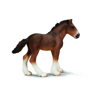 Schleich 13272 Shire Foal Draft Horse Model Toy Figurine Retired - NIP • 17.07£
