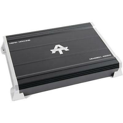 High Quality 4000 Watts Mono Block Autotek Amplifier For Competition Sound • 263.99£
