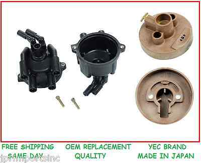 New Toyota Mr2 Turbo Sw20 93 94 95 3sgte Yec Distributor Cap & Rotor Kit 3rd Gen • 56.30$