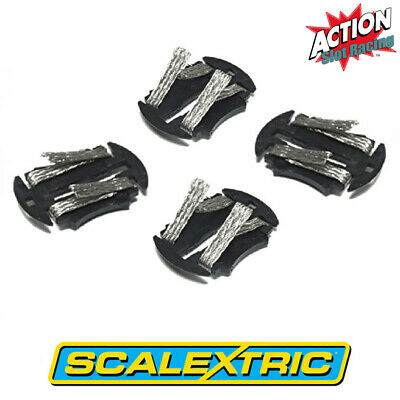 Scalextric C8330 Drift Guide Plate With Braids X 4 • 9.35£