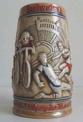 $ CDN19.62 • Buy Budweiser 1984 Olympic Games Los Angeles Stein CS60