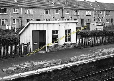 £3.50 • Buy Brora Railway Station Photo. Golspie - Loth. The Mound To  Helmsdale. (10)