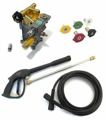 New OEM HIMORE 309515003 POWER PRESSURE WASHER WATER PUMP & SPRAY KIT 3000 PSI • 112.15£